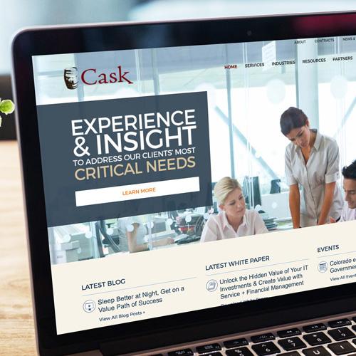 Cask Website