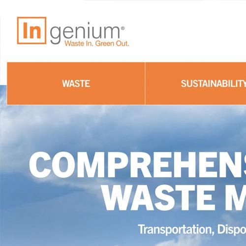 Ingenium Website
