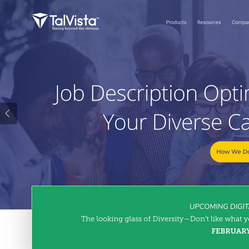 TalVista Website
